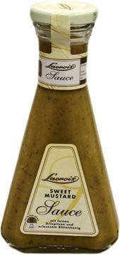 Lacroix Sweet Mustard Sauce 200ml