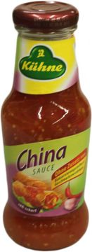 Kühne China Sauce 250ml – Bild 1