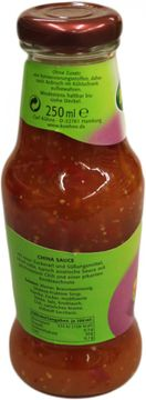 Kühne China Sauce 250ml – Bild 3