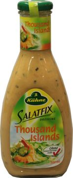 Kühne Salatfix Thousand Island 500ml