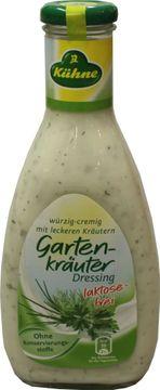 Kühne Salatfix Gartenkräuter 500ml – Bild 1