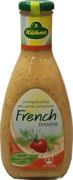 Kühne Salatfix Französische Art 500ml – Bild 1