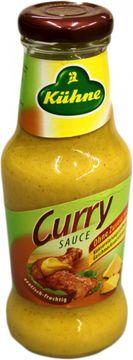 Kühne milde Curry Sauce 250ml