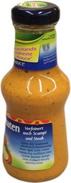 Knorr Pikante Tomaten Sauce 250ml – Bild 3
