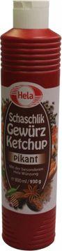 Hela Schaschlik Gewürz Ketchup 800ml – Bild 1