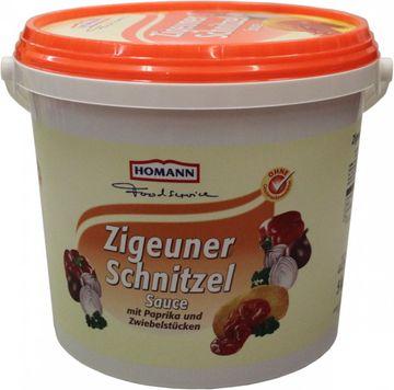 Homann Zigeuner-Schnitzelsauce 5kg – Bild 1