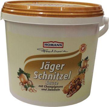 Homann Jäger-Schnitzelsauce 5kg – Bild 2