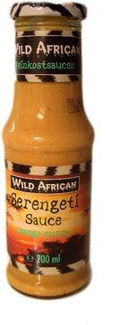 Händlmaier Wild African Serengeti Sauce 200ml