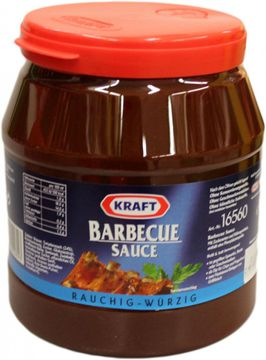 Kraft Barbeque Sauce 2L