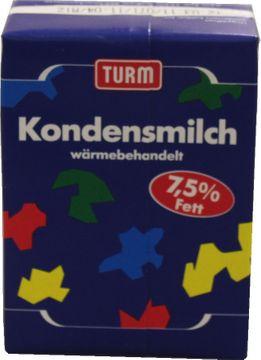 Turm Kondensmilch 7,5% 340g – Bild 1
