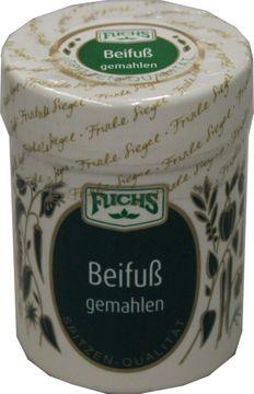 Fuchs Beifuss gemahlen 30g – Bild 1