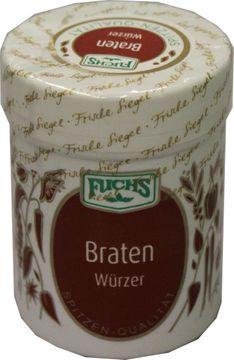 Fuchs Braten Würzer 90g – Bild 1