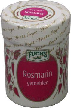Fuchs Rosmarin gemahlen 3g – Bild 1