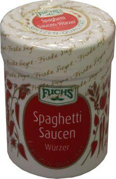 Fuchs Spagetti Saucen Würzer 70g – Bild 1