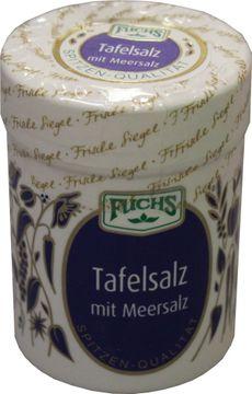 Fuchs Tafelsalz mit Meersalz 150g