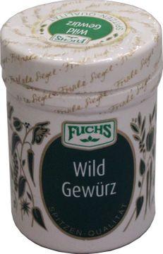 Fuchs Wild Gewürz 45g – Bild 1