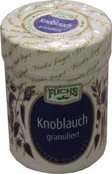 Fuchs Knoblauch granuliert 90g – Bild 1
