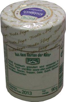 Fuchs Knoblauch granuliert 90g – Bild 2