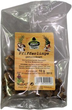 Wagner Green Forest Pfifferlinge getrocknet 10g