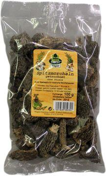 Wagner Green Forest Spitzmorcheln ohne Stiele 100g