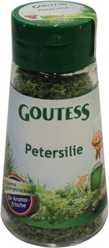 Goutess Petersilie 10g