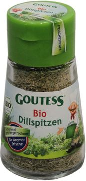 Goutess Dillspitzen Bio Qualität 4,5g – Bild 1