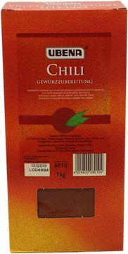 Ubena Chili Gewürzmischung 1kg