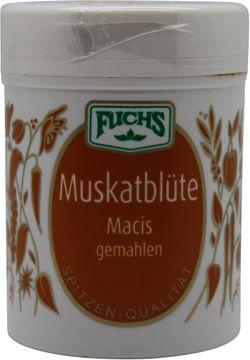 Fuchs Muskatblüte gemahlen 60g