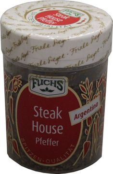 Fuchs Steakhouse Pfeffer 60g