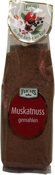 Fuchs Muskatnuss gemahlen 80g