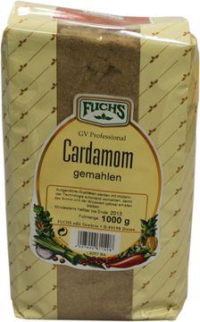 Fuchs Cardamon gemahlen 1kg – Bild 1