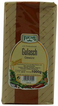 Fuchs Gulaschgewürz 1kg – Bild 2