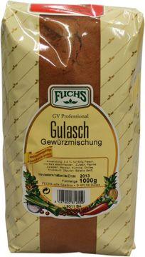 Fuchs Gulaschgewürz 1kg – Bild 1