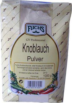 Fuchs Knoblauchpulver 1kg