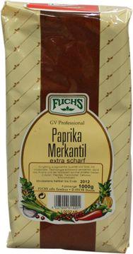Fuchs Paprika Merkantil 1kg