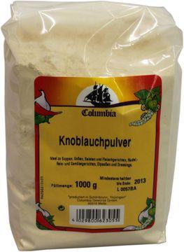 Columbia Knoblauchpulver 1kg