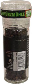 Easy Gourmet Gewürzmühle Black Pepper 55g – Bild 4