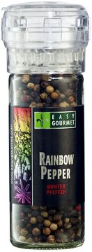 Easy Gourmet Gewürzmühle Rainbow Pepper 54g