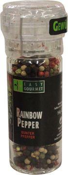 Easy Gourmet Gewürzmühle Rainbow Pepper 54g – Bild 2