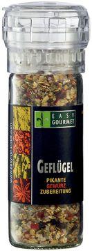 Easy Gourmet Gewürzmühle Geflügel 54g – Bild 1