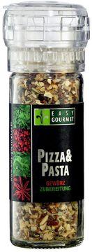Easy Gourmet Gewürzmühle Pizza + Pasta 55g
