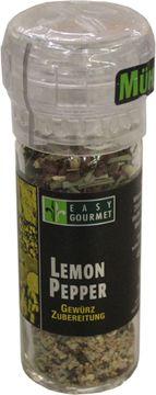 Easy Gourmet Gewürzmühle Lemon Pepper 45g – Bild 3
