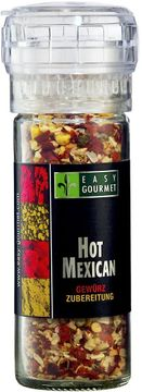 Easy Gourmet Gewürzmühle Hot Mexican 50g