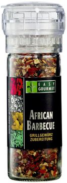 Easy Gourmet Gewürzmühle African Barbecue 48g