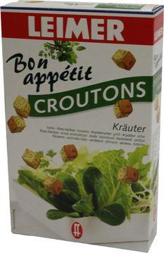 Leimer Croutons Kräuter 100g – Bild 1