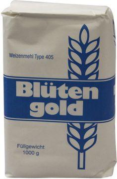 Blütengold Weizenmehl Typ 405 1kg