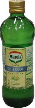 Mazola Distelöl 0,5L