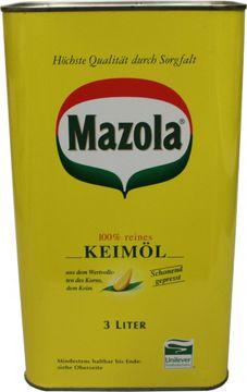 Mazola Keimöl 3L