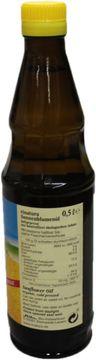 Rinatura Sonneblumenöl Bio 0,5L – Bild 2