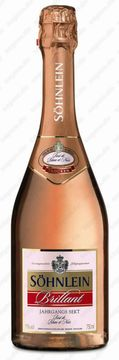 Söhnlein Brillant Rose 0,75L 11% Vol. – Bild 1
